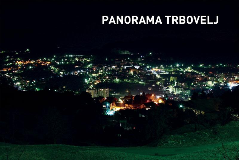Panorama Trbovelj